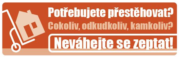 Objednejte si kvalitní stěhování v Praze
